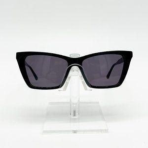 BONLOOK Indio Black Sunglasses w Hard Case NWOT